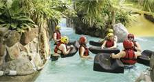 Cool Factor: Wild Water Rafting in Center Parcs Bispinger Heide