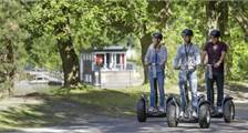Segway (location) à Center Parcs De Eemhof
