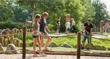 Adventure Golf (extérieur) à Center Parcs De Eemhof